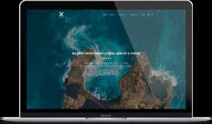 dynamix business wordpress theme